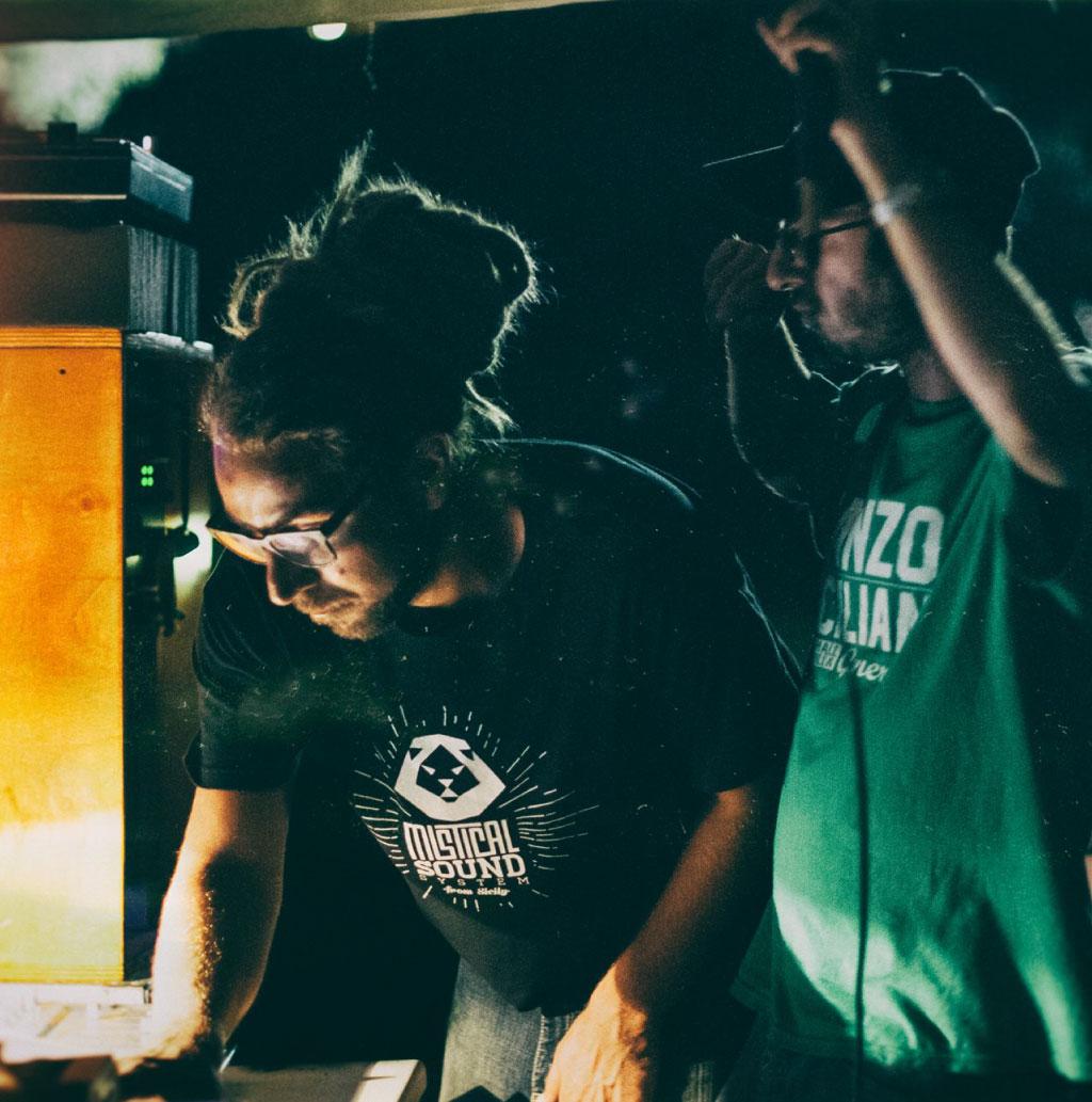 Mistical Sound ft. Tanzo MC (IT)